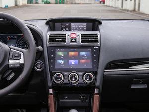 2017款2.5i 豪华特装版 中控台