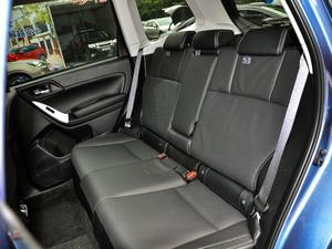 2018款2.5i 豪华导航版EyeSight 后排座椅