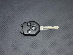 2018款2.5i 豪华导航版EyeSight 钥匙