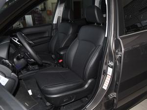 2018款2.5i 豪华导航版EyeSight 前排座椅