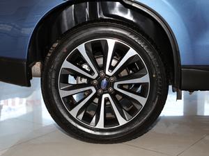2018款2.0i 时尚导航版 轮胎