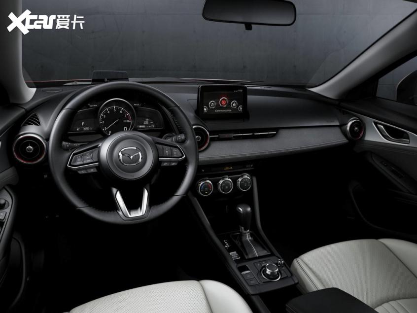 全新马自达CX-3将明年发布 或增48V轻混