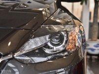 细节外观马自达CX-9头灯