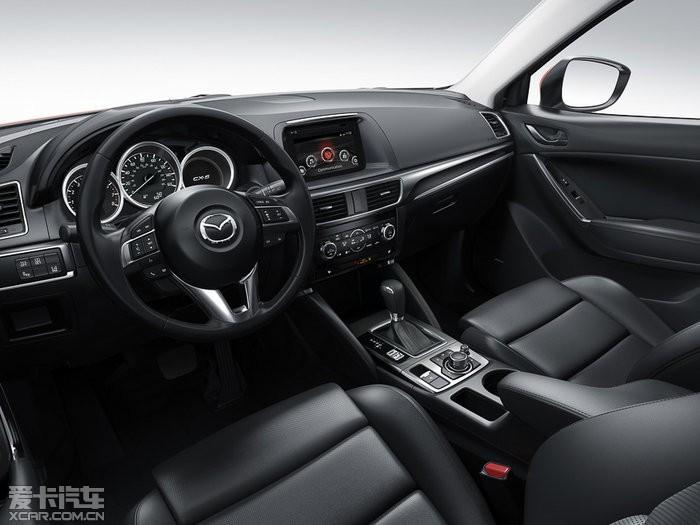 马自达改款cx 5英国售价公布 22295镑起高清图片
