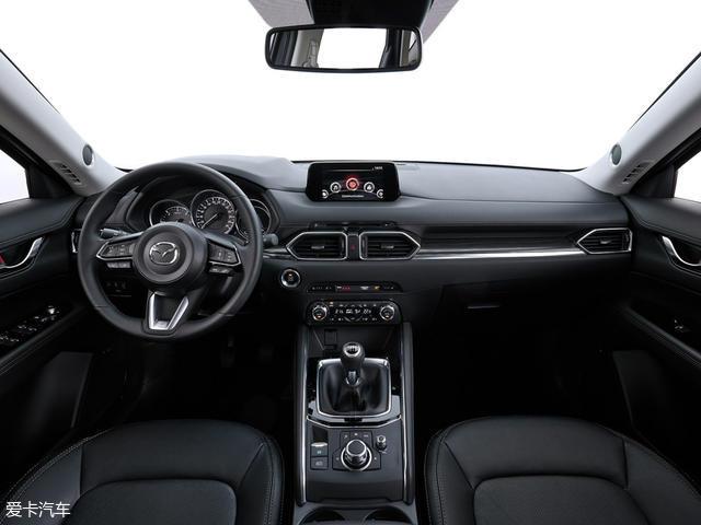马自达(进口)2017款马自达CX-5