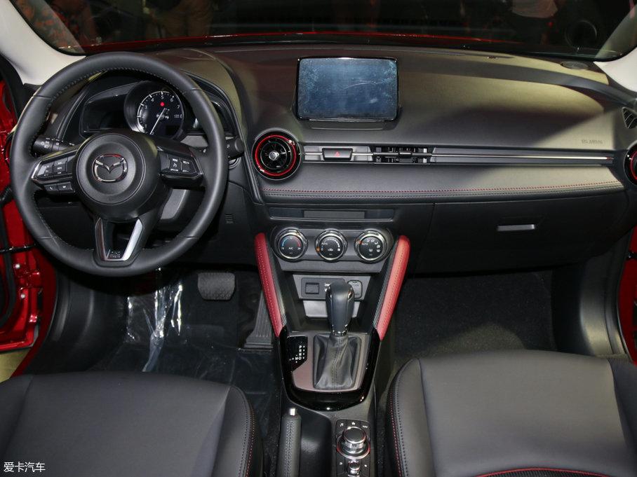 马自达(进口)2018款马自达CX-3