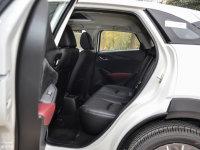 空间座椅马自达CX-3后排空间