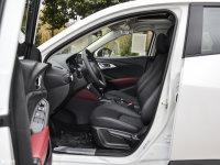 空间座椅马自达CX-3前排空间