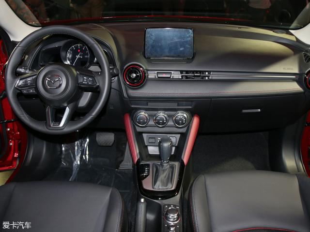 马自达(进口)2017款马自达CX-3