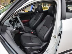 2018款2.0L 自动尊贵型 前排座椅