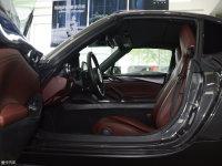 空间座椅马自达MX-5 前排空间