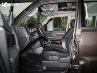 空间座椅帕杰罗(进口)前排空间