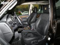 空间座椅帕杰罗(进口)前排座椅