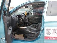 空间座椅ASX劲炫(进口)前排空间