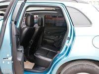 空间座椅ASX劲炫(进口)后排空间