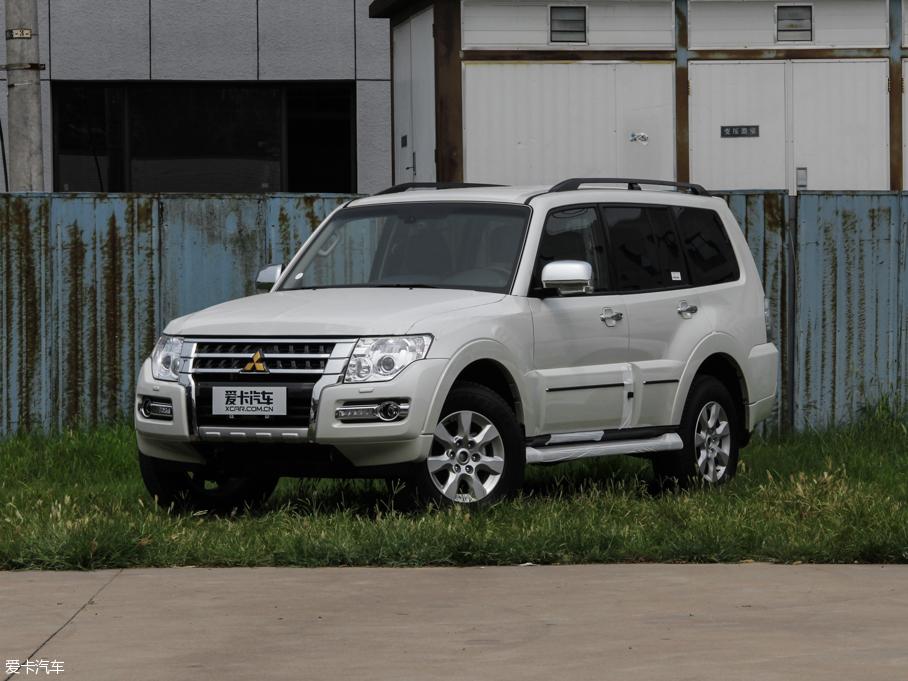 三菱帕杰罗徐州最高优惠3万元 现车销售