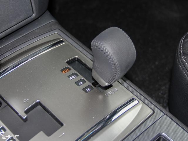 三菱(进口)2016款帕杰罗