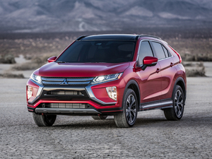 Eclipse Cross(海外)