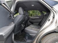 空间座椅雷克萨斯NX后排空间