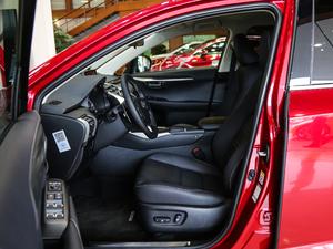 2018款300 锋行版 前驱 前排空间