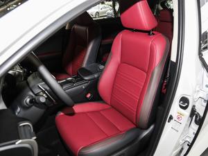 2018款200 锋行版 前驱 前排座椅