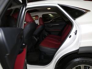 2018款200 锋尚版 全驱 后排空间