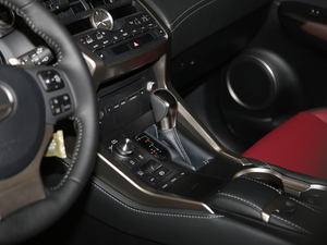 2018款200 锋尚版 全驱 变速挡杆