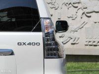 细节外观雷克萨斯GX尾灯