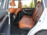空间座椅雷克萨斯GX后排空间