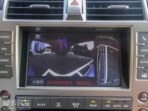 雷克萨斯gx车型享受4年10万公里整车质保.常规保养周期为高清图片