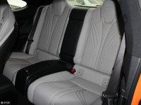 空间座椅雷克萨斯RC F后排座椅