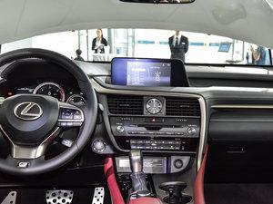 2016款200t 四驱F SPORT 中控台