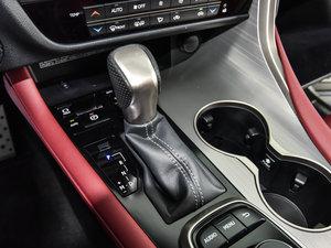 2016款200t 四驱F SPORT 变速挡杆
