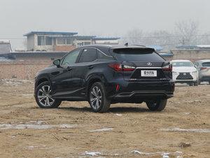 2016款450h 四驱尊贵版 后侧45度