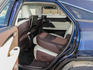 2016款450h 四驱尊贵版 后排座椅放倒