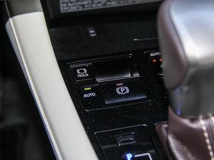2016款450h 四驱尊贵版 驻车制动器