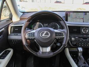 2016款450h 四驱尊贵版 方向盘