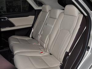 2016款300 两驱舒适版 后排座椅