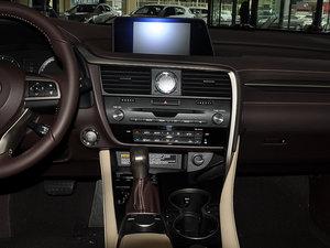 2016款300 两驱舒适版 中控台