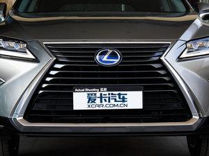 2016款450h 四驱豪华版 中网