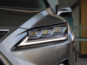 2016款450h 四驱豪华版 头灯