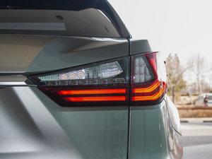 2016款450h 四驱豪华版 尾灯