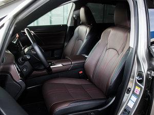 2016款450h 四驱豪华版 前排座椅