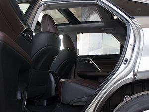 2016款450h 四驱豪华版 后排空间