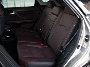 2016款450h 四驱豪华版 后排座椅