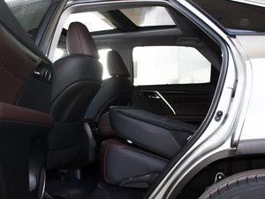 2016款450h 四驱豪华版 后排座椅放倒