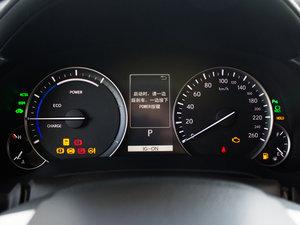 2016款450h 四驱豪华版 仪表