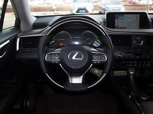 2016款450h 四驱豪华版 方向盘
