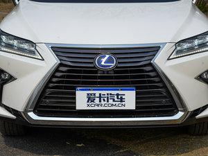 2016款450h 四驱尊贵版 中网