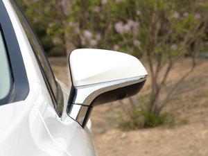 2016款450h 四驱尊贵版 后视镜
